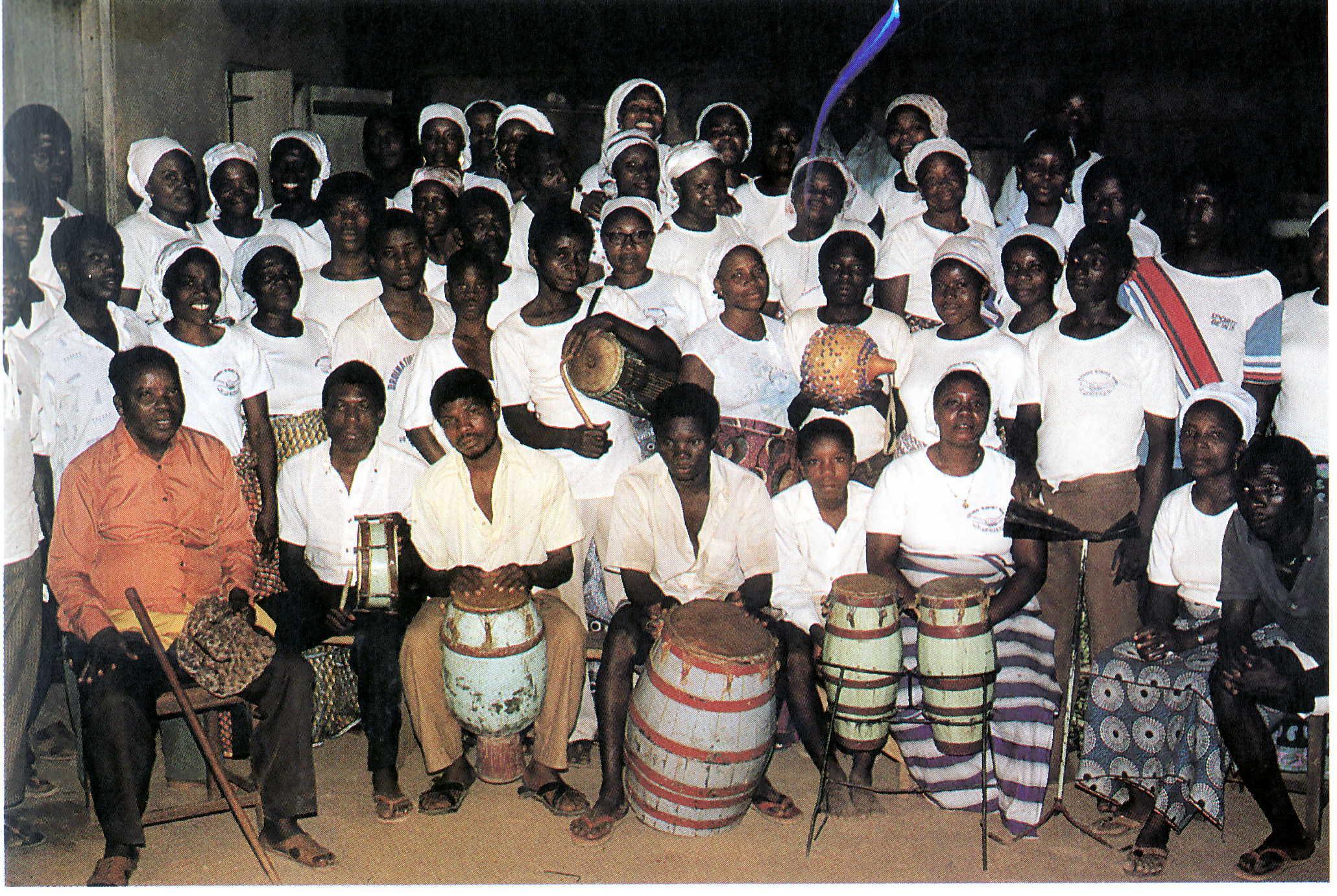 A Borborbor group of Kpando