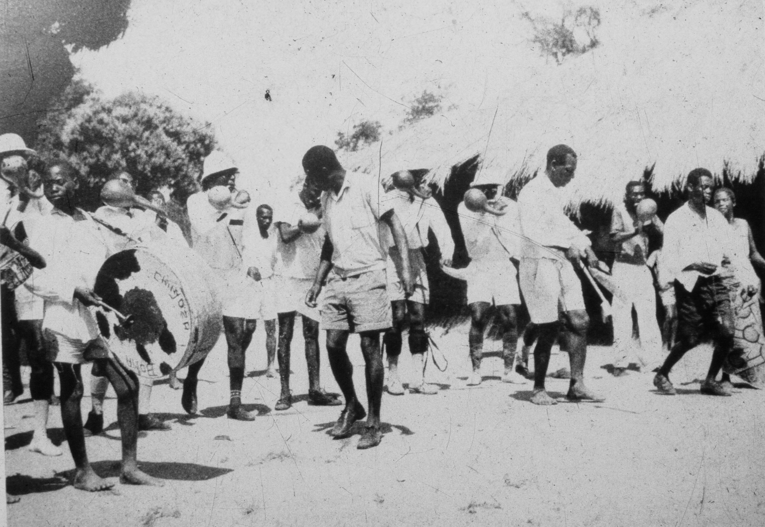 East African Mbeni band early 1900s